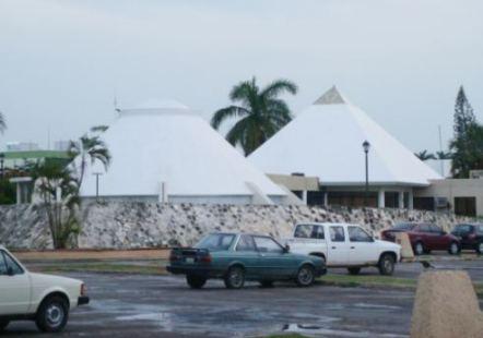 Maravilla campechana # 4: Las pirámides de Sectur