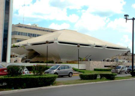 Maravilla campechana # 5: El palacio legislativo